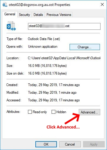 Outlook 2016 Search Function Not Working on Shared Mailboxes